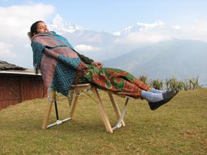 Tota-Chair portable dental chair